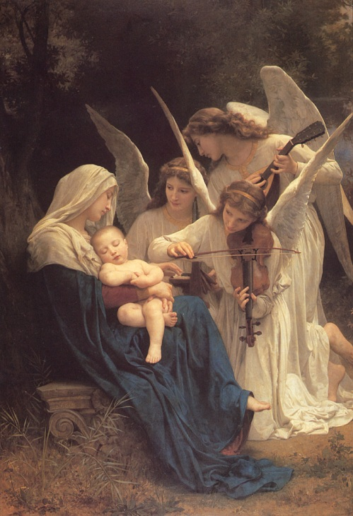 Song of the Angels, 1881